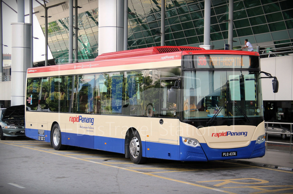 Penang Is Getting Free Shuttle Services