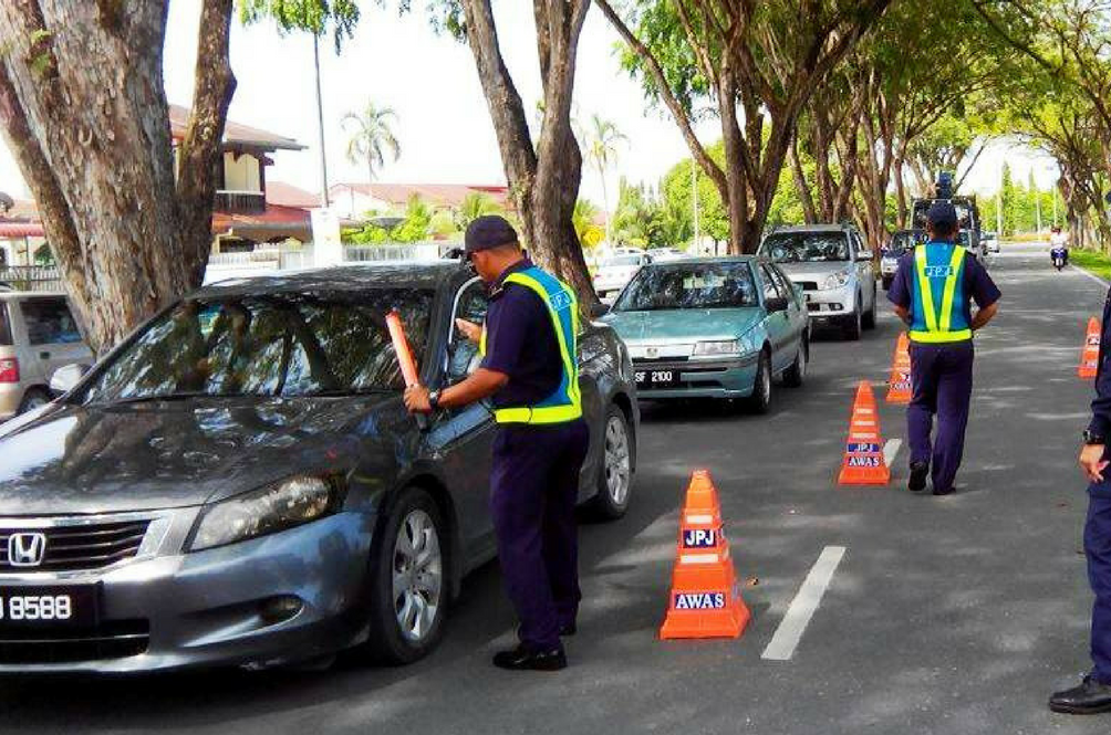 JPJ Is Offering 70 Per Cent Discount For Traffic Summons And Compounds