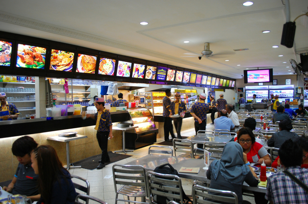 About 7,000 Eateries Will Be Exempted From The SST