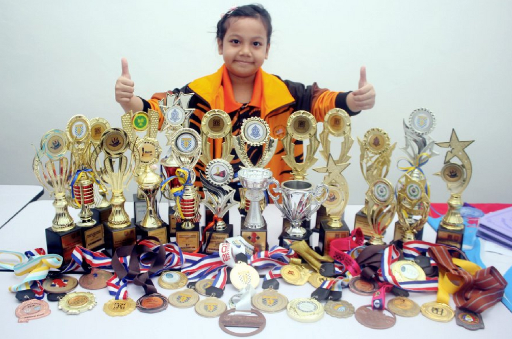 This 8-Year-Old Won 27 Chess Championships In Just Two Years