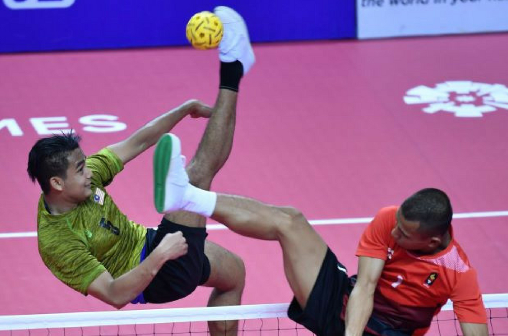 Malaysia Finally Takes Home Gold In Sepak Takraw After 24 Years