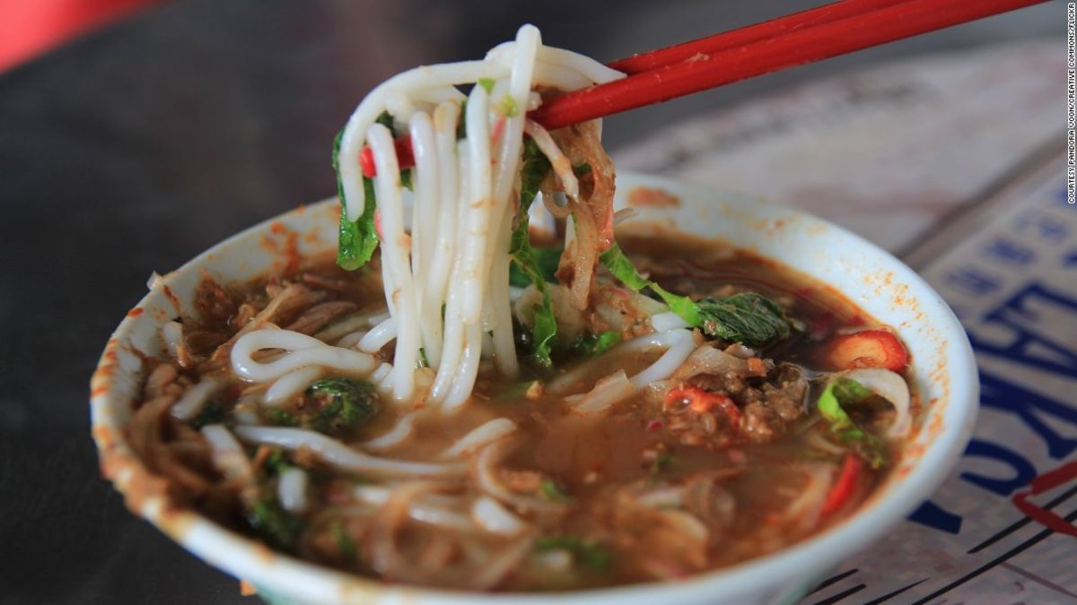 Asam laksa is this writer's personal favourite food in the world, so hurray!