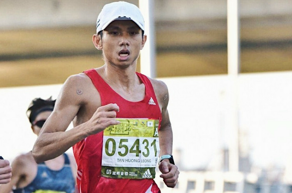 Malaysian SEA Games Athlete Breaks Another National Record At The Tokyo Marathon