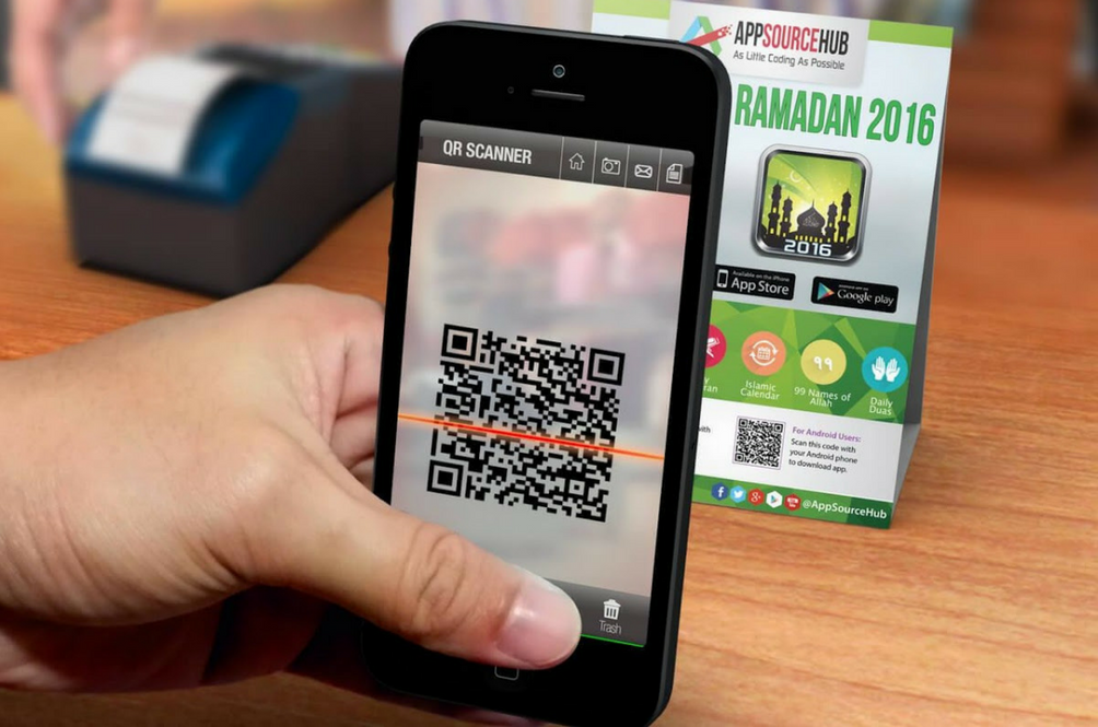 Don't Scan Every QR Code You See, Unless You Want Somebody To Hack Into Your Phone