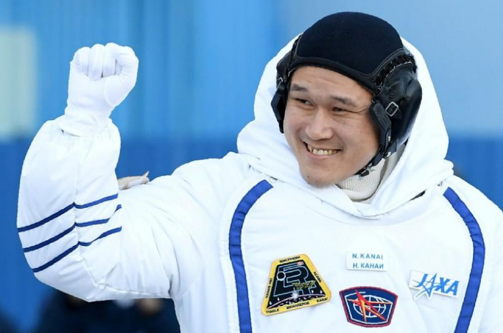 This Japanese Astronaut Thought He Had Grown Too Tall To Come Home