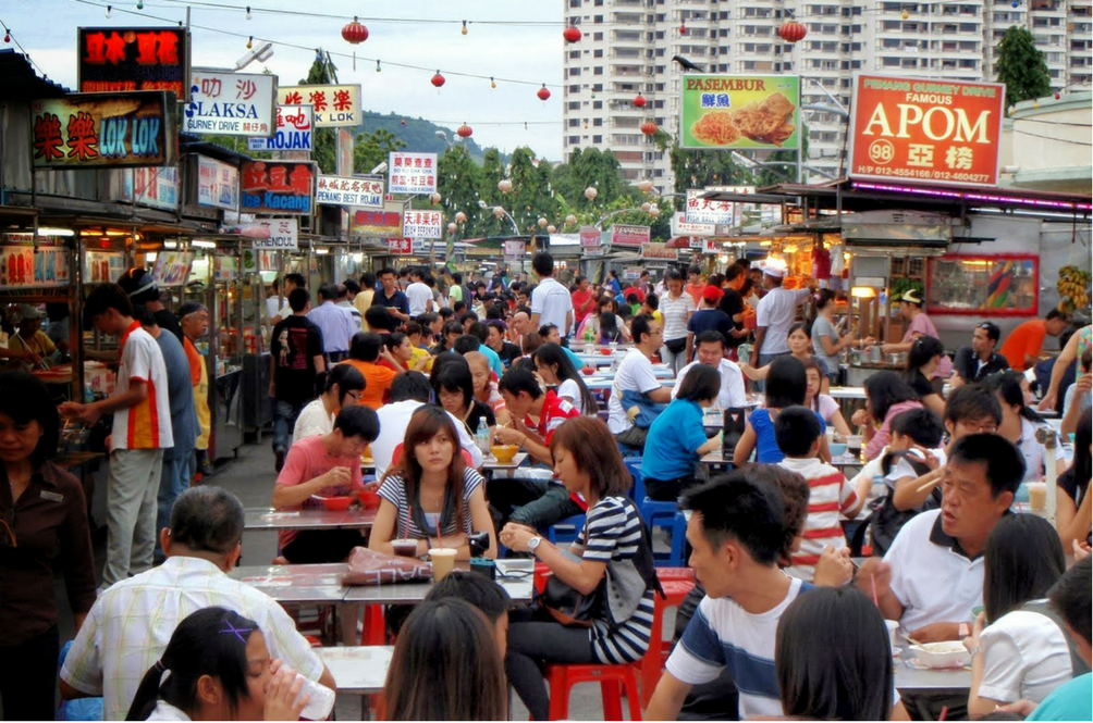 No More Licenses For Penang Hawkers With Foreign Cooks