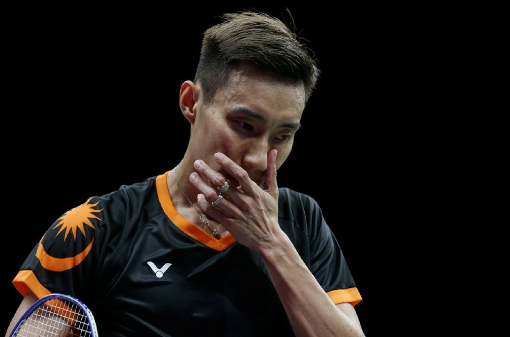Lee Chong Wei Is Missing The World Championships And Asian Games Due To Heath Problems