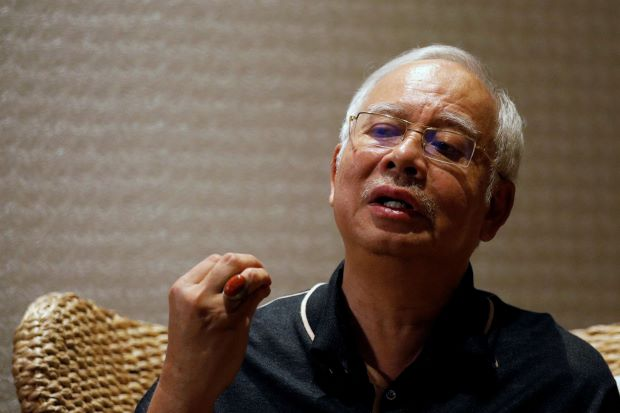 Najib said that then Bank Negara Malaysia governor was aware about the donation.