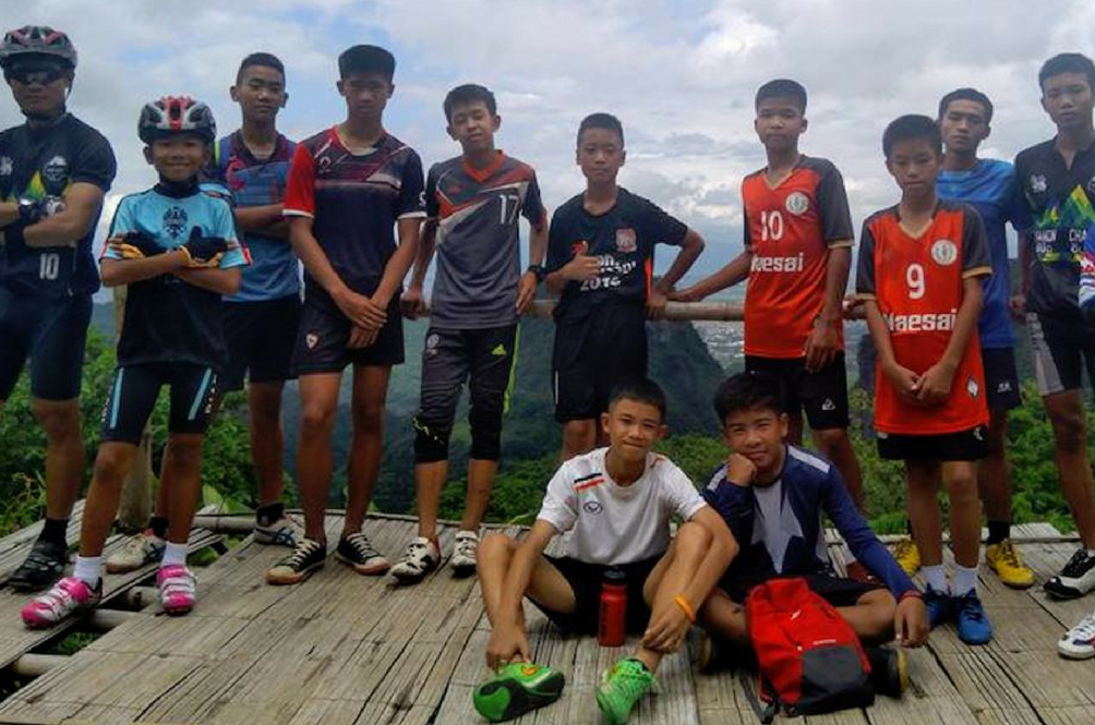 Thai Football Team Found Trapped In Cave May Be Stranded For Weeks Or Months