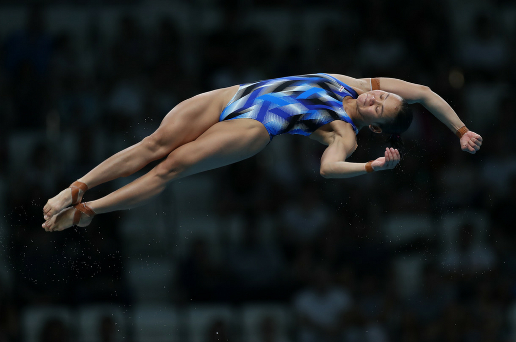 Pandelela Rinong Brings Home Malaysia's First Diving World Cup Medal