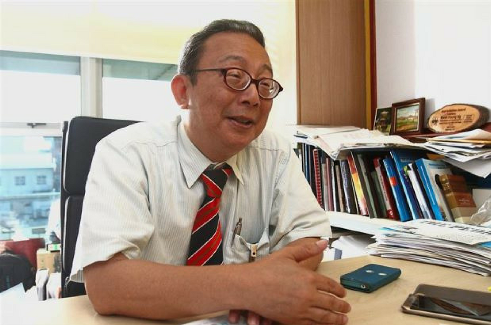This Malaysian Scientist Became The First Person From A Developing Country To Receive This Award