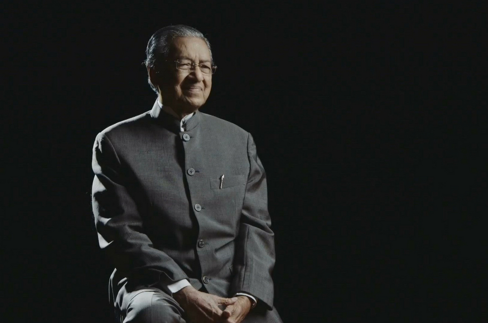 There's Going To Be A Bollywood Movie About Tun M?