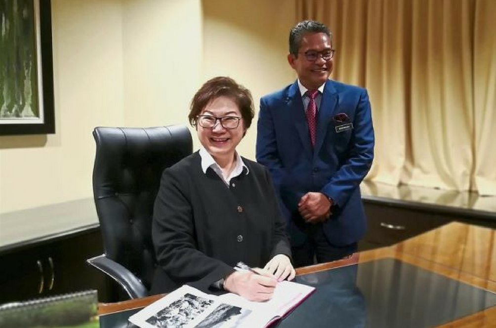 Meet Sabah's First Female Chinese Deputy Chief Minister