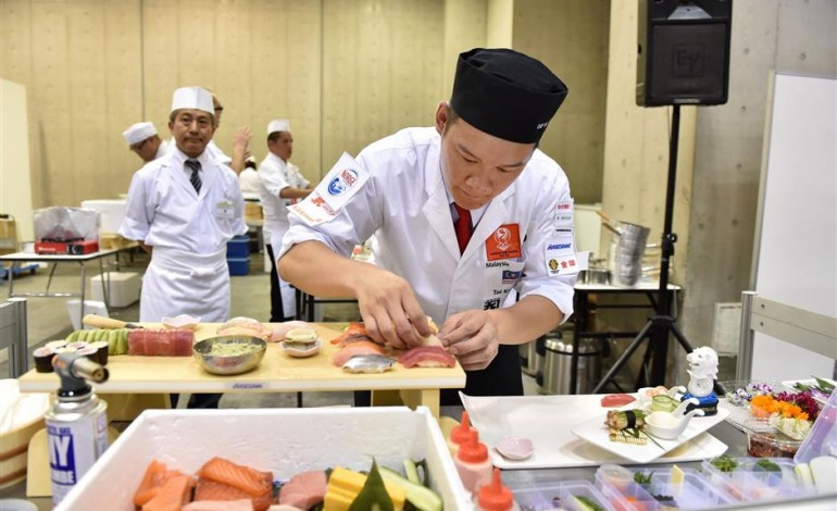 Chef Tai achieved the highest score in both categories.