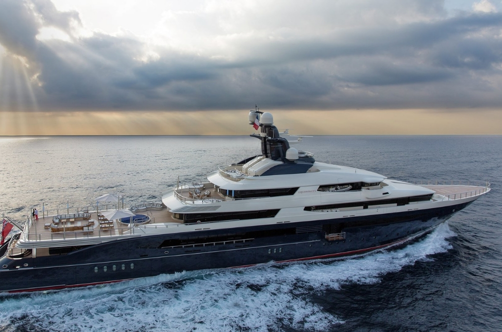 Jho Low's Superyacht Sold To Genting At Half Its Original Value