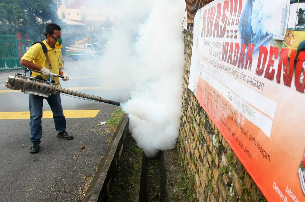Health Ministry Says Malaysians Are Contracting A Riskier Form Of Dengue This Year