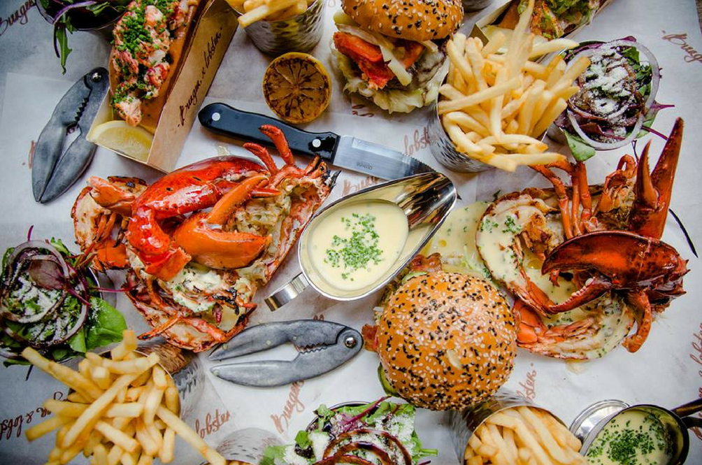 Popular London-Based Food Chain 'Burger & Lobster' is Coming to Malaysia
