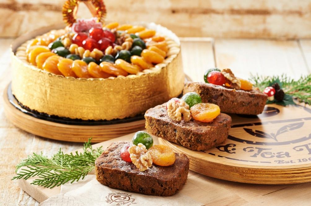 Recipe: Vintage Fruit Cake