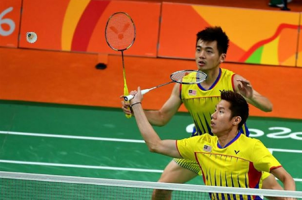 [UPDATED] Victory for Malaysian Men's Doubles Tan Wee Kiong and Goh V Shem at the Denmark Open