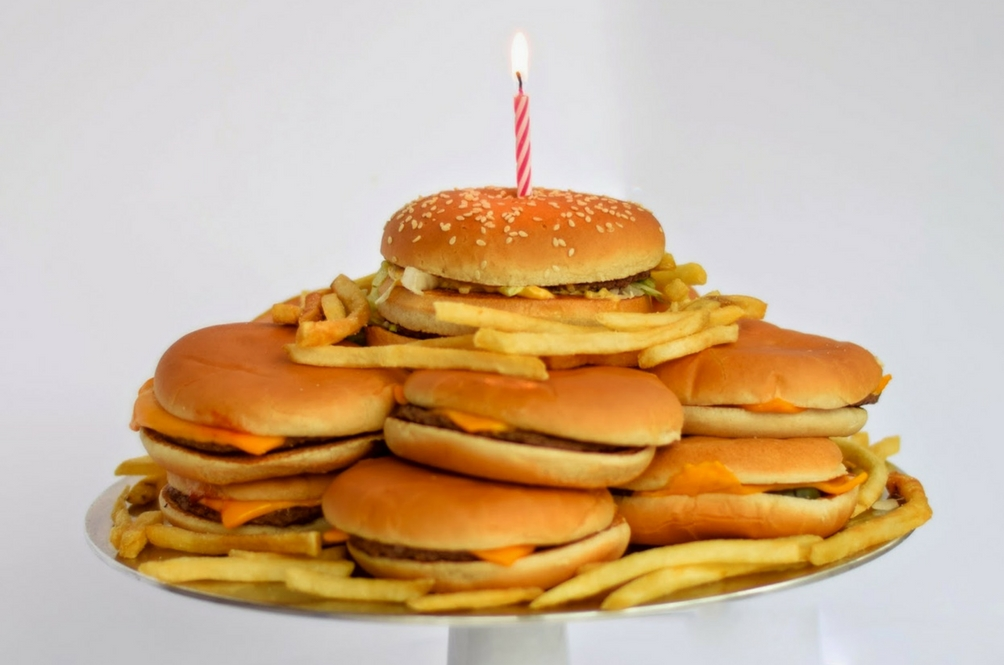 If You Want to Throw a Birthday Party at McDonald's, Your Birthday Cake Must Come with a Halal Certification