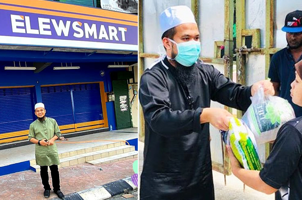 Preacher Ebit Lew To Open A Chain Of Convenience Stores To Further Help The Needy