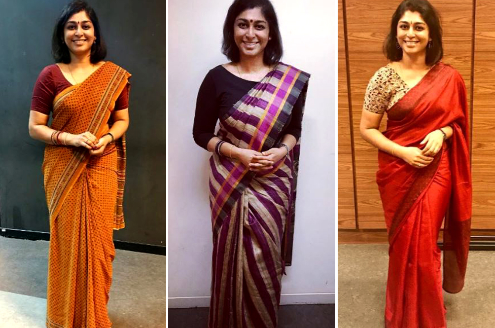 Deepavali Special: A Saree A Day, Keeps The Haters Away