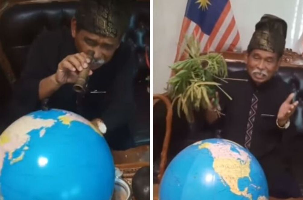 Raja Bomoh Is Back With A Ritual That Will Protect Malaysia From COVID-19