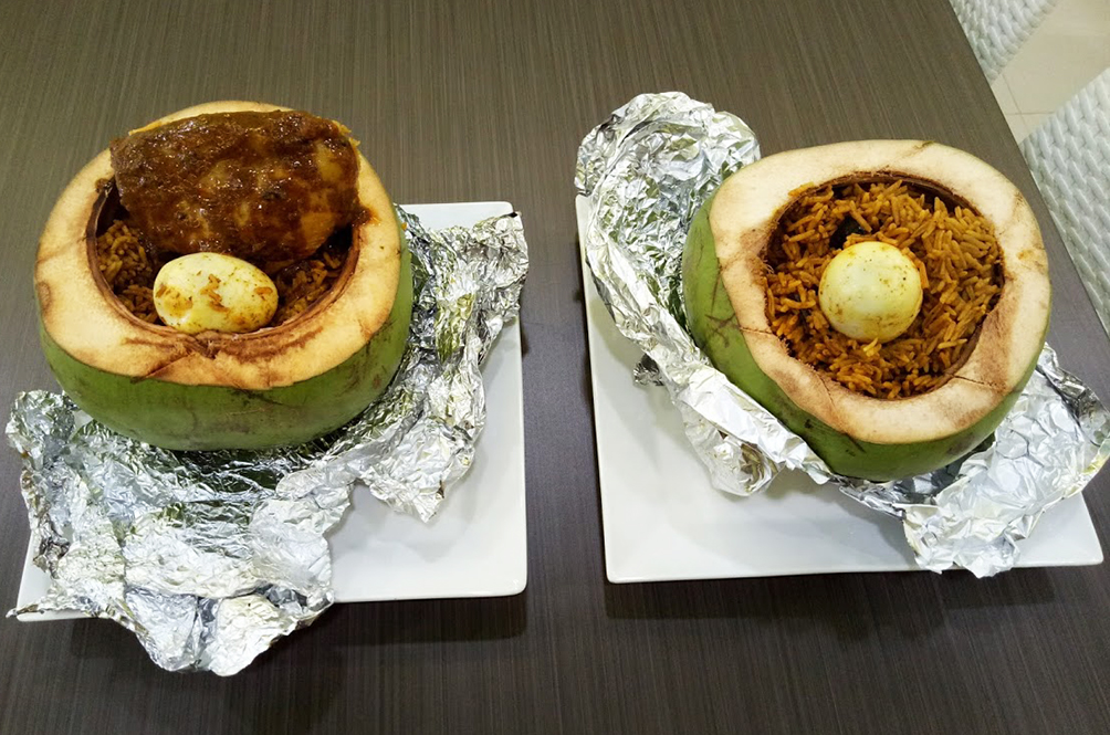 Hey Malaysians, Are Your Tastebuds Ready For The Coconut Biryani?