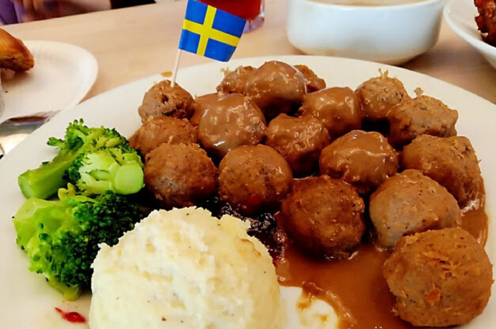 Ikea Releases Its Famous Swedish Meatball Recipe On Twitter
