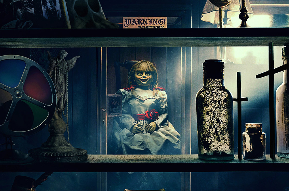 Elderly Man Dies While Watching 'Annabelle Comes Home' In The Cinema