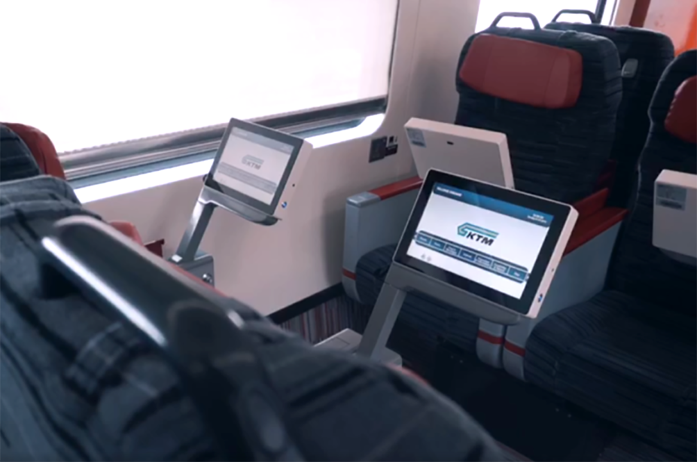 Coming Soon To The ETS2 Service: Business Class Seats For All You 'Atas' People!