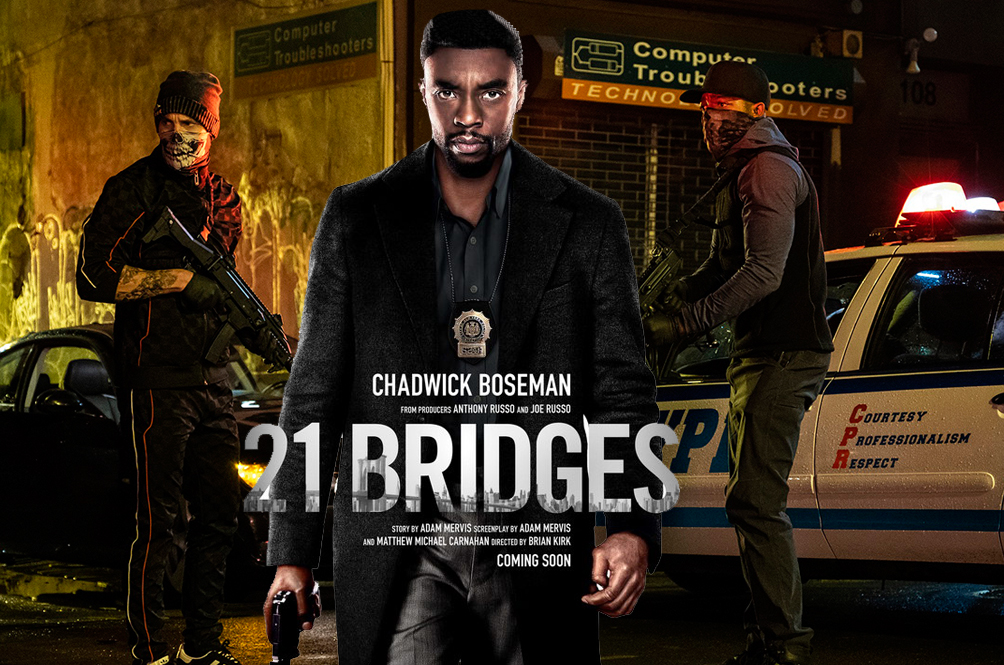 Contest Win Premiere Screening Passes To Watch 21 Bridges Entertainment Rojak Daily