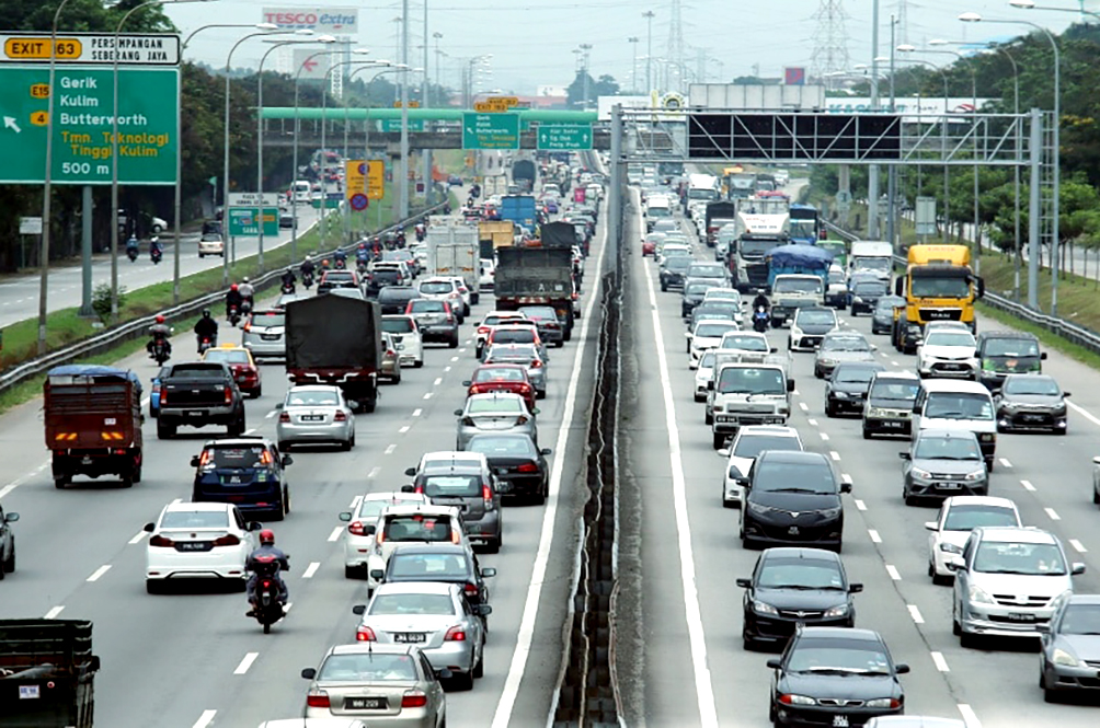 PLUS Reveals When Is The Best Time To Travel During The Festive Season To Avoid Congestion