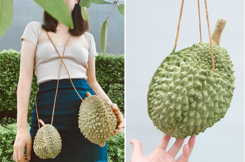 You Can Now Get A Durian Bag To Show Off Your Love For Durian