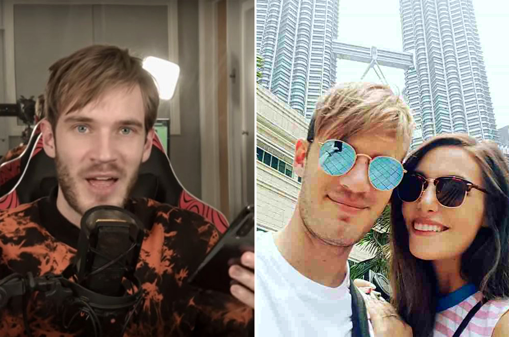 PewDiePie Thinks Fans In Malaysia, Singapore Are 'Hectic' And 'Scream-ish'