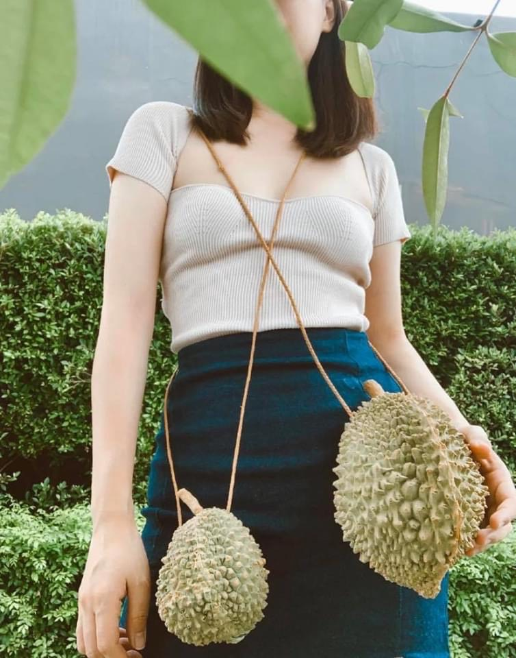 Show off your love for durian.