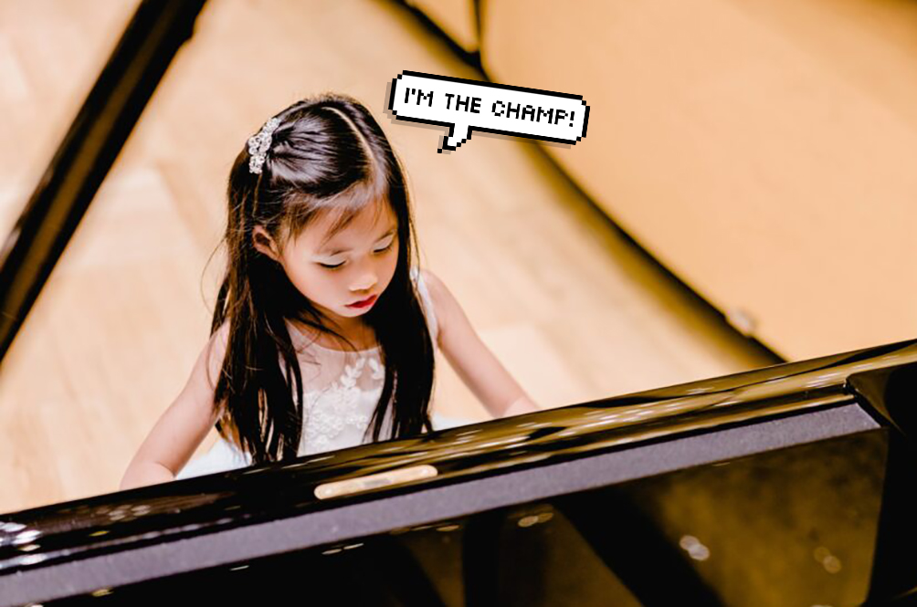 Six-Year-Old Malaysian Girl Wins International Music Competition