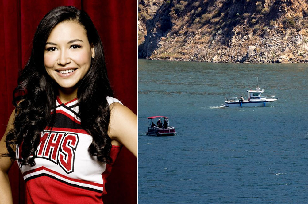 The Police Have Found The Body Of Missing 'Glee' Star Naya Rivera