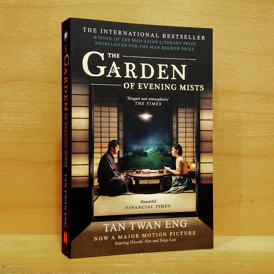 Contest Win An Autographed Copy Of The Garden Of Evening Mists Novel Lifestyle Rojak Daily