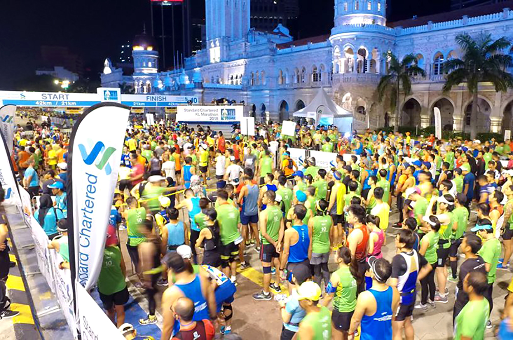 The Standard Chartered KL Marathon Named The Worst In The World