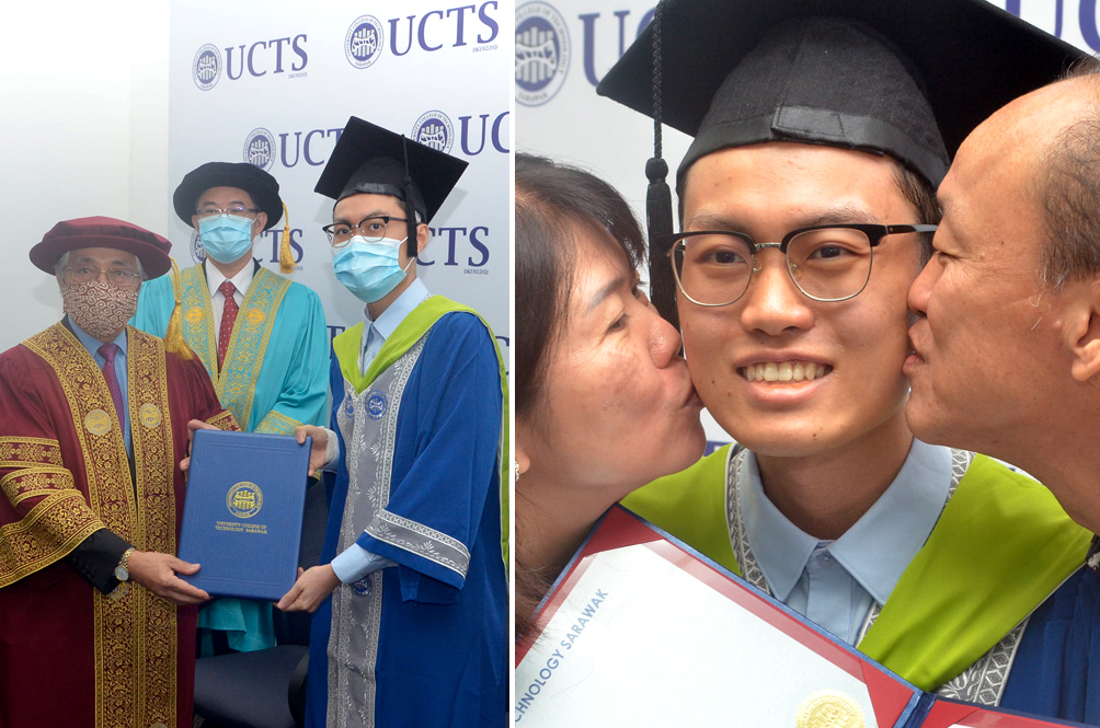 Local University Awards Special Degree To Fulfil Cancer-Stricken Student's Dream Of Graduating