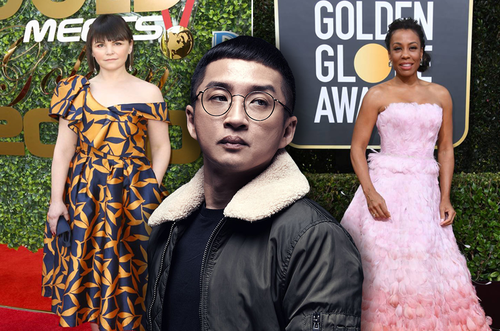 These Celebs Wore Gowns Designed By A Malaysian To The 2020 Golden Globes