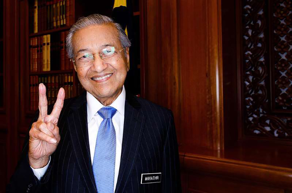 Dr M May Release A Book To Reveal The Secret To His Longevity