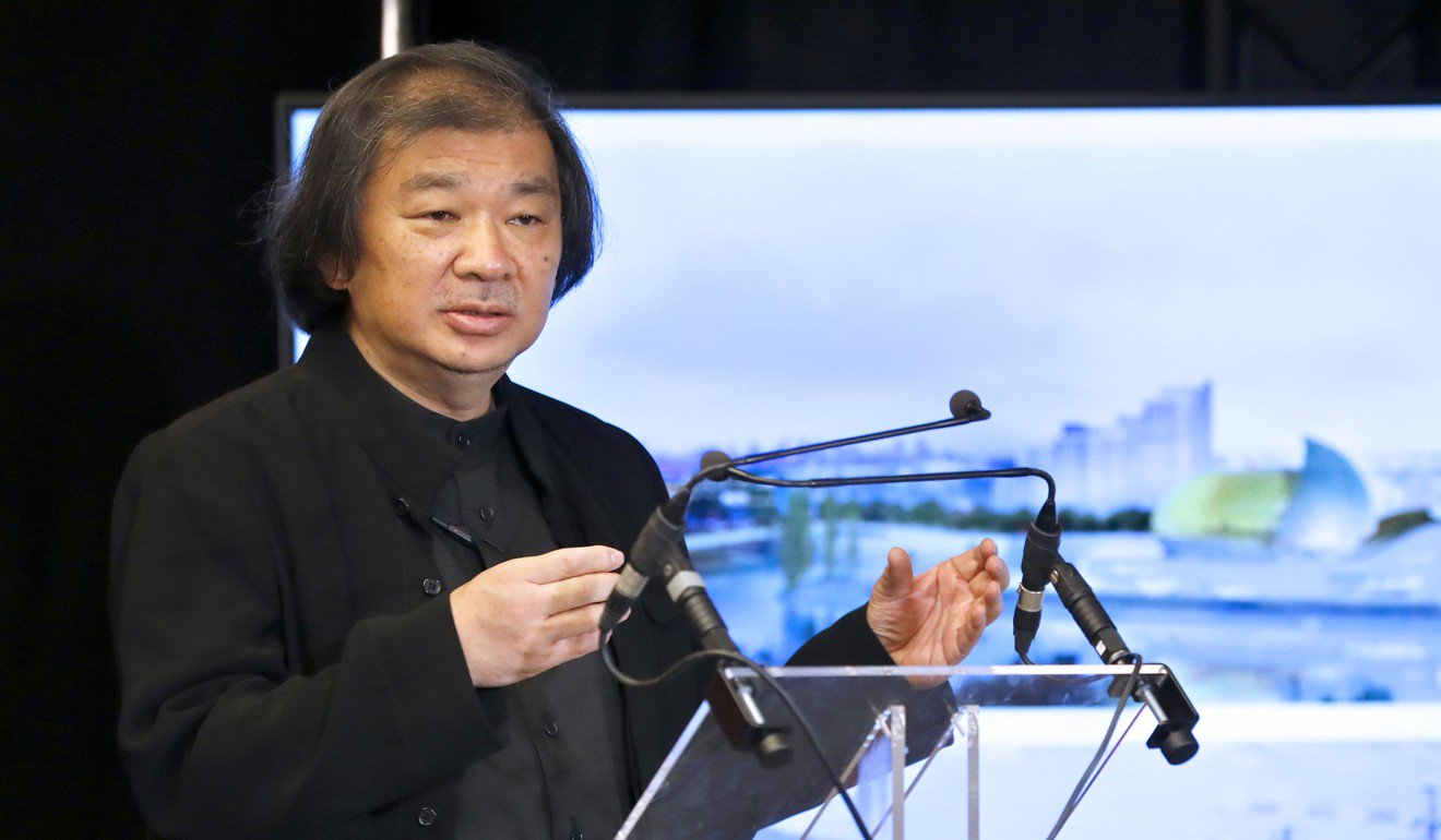Japanese architect Shigeru Ban is one of the mentors Nurafaf will shadow under this scholarship.