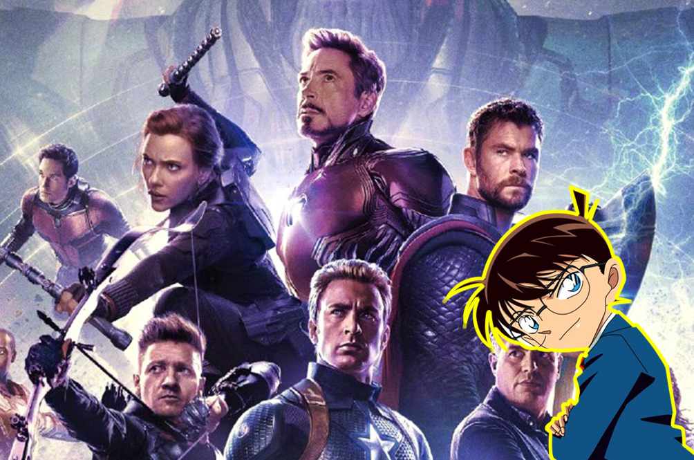 In Japan, 'Detective Conan' Is Bigger Than 'Avengers: Endgame'