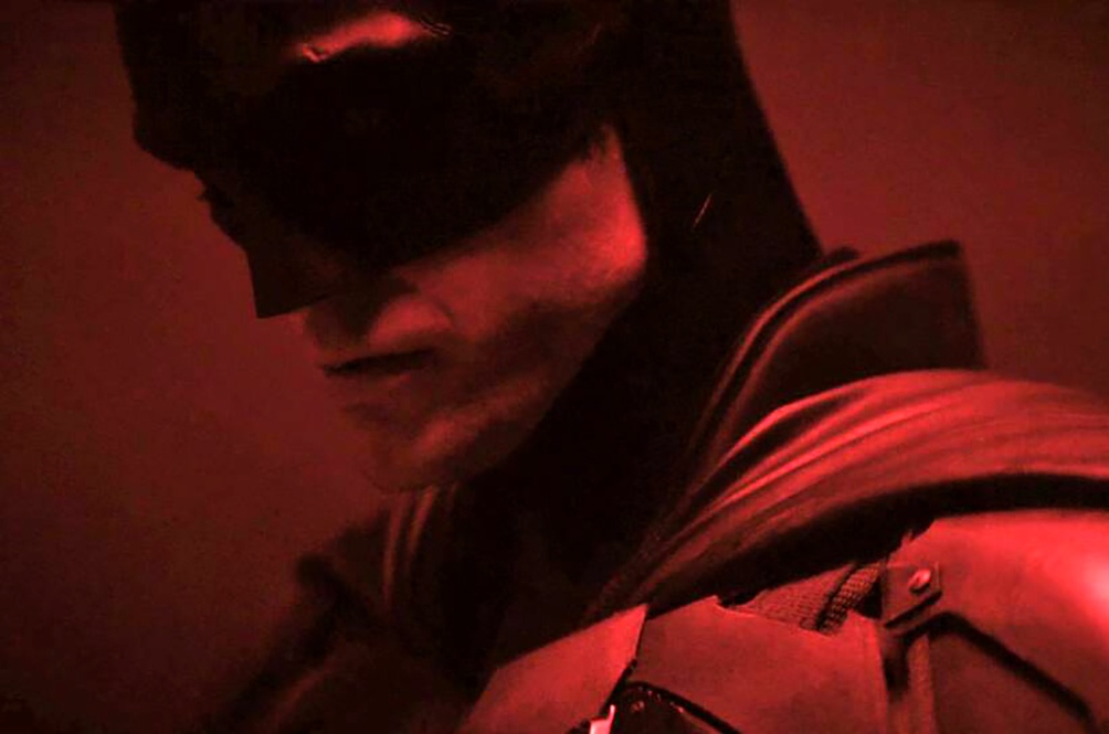 The Bat Is Here: Here's Your First Look At Robert Pattinson As Batman