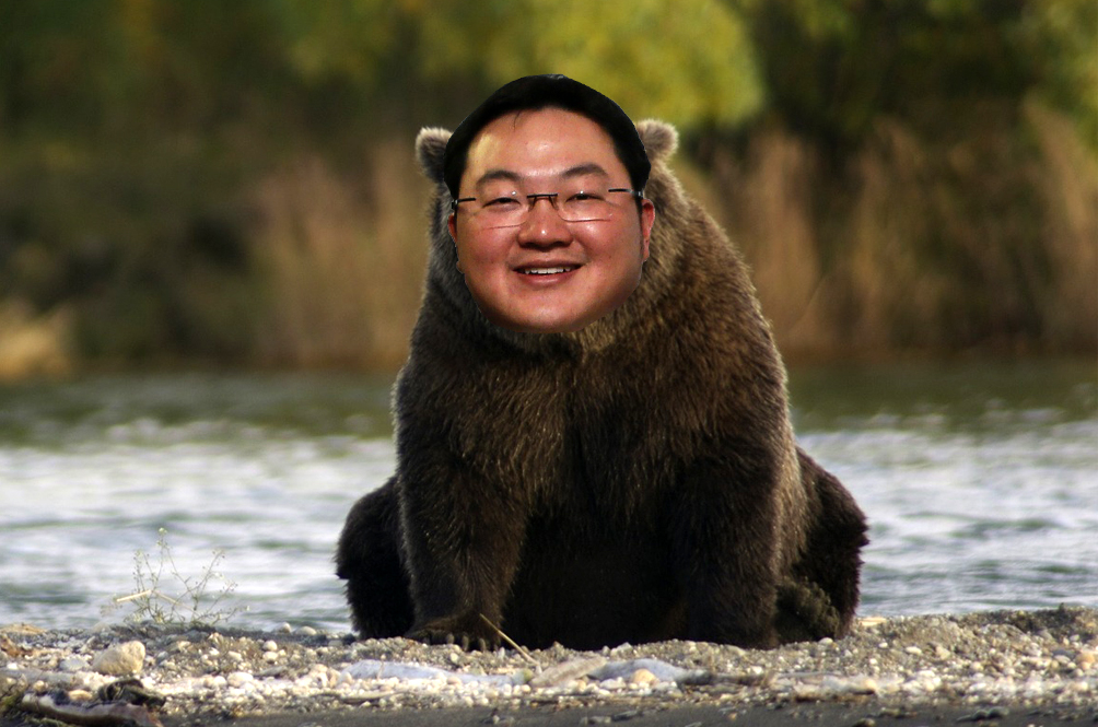 Foreign Authorities: Jho Low Now Looks Like A Bear, Walks Like An Ox