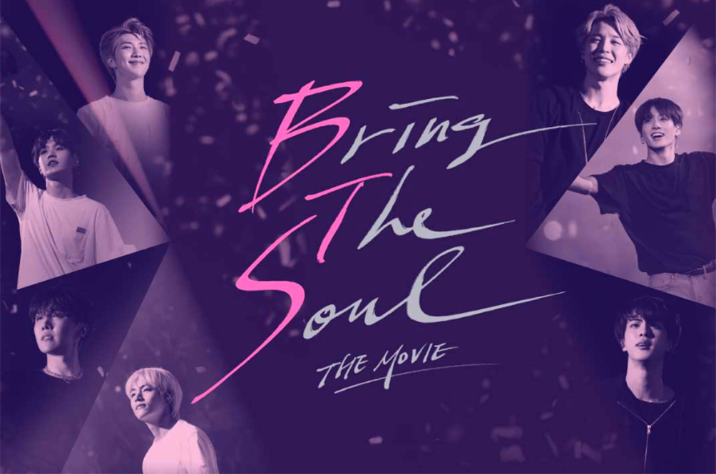 Rally The Troops; BTS' 'Bring The Soul: The Movie' To Hit Malaysia This August