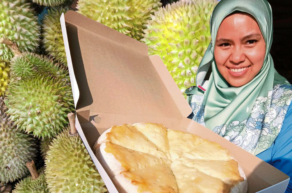 Guys, Durian Pizza Is A Real Thing And We Think We Are In Love!