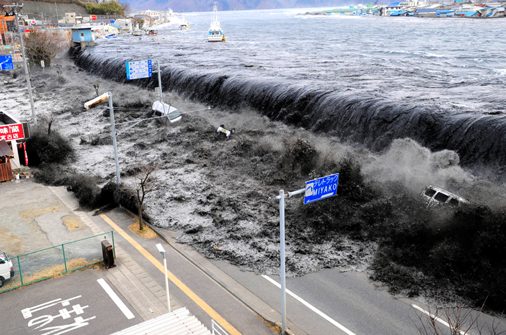 Japan To Be Hit With A Tsunami Much Worse Than The 2011 Disaster?